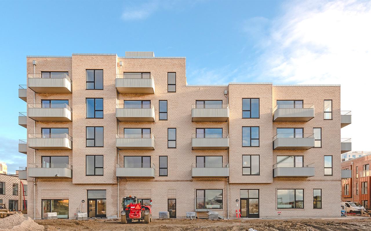 Skjøde A/S | PFA Pension - 153 boliger i Ørestad syd, Amager